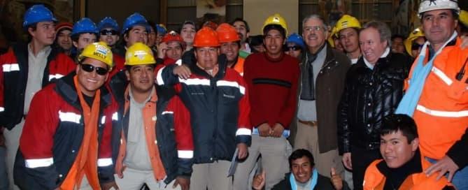 HighService & CPHS Premian a sus Trabajadores