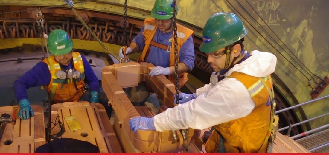 Minera Candelaria: Proyecto de Modernización y Corrimiento de Estator