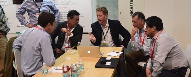 Highservice Corp se hizo presente en MINExpo 2016