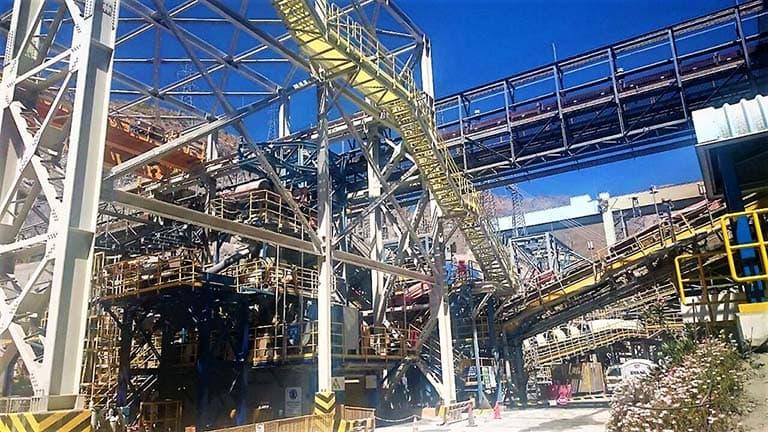 HSIC se adjudica un nuevo contrato en Minera Los Pelambres