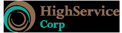 Highservice: Servicios mineros – minería en Chile Logo