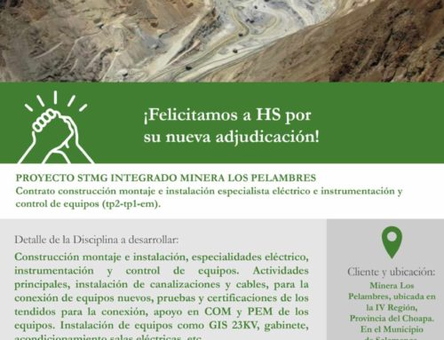 Proyecto STMG Integrado Minera Los Pelambres